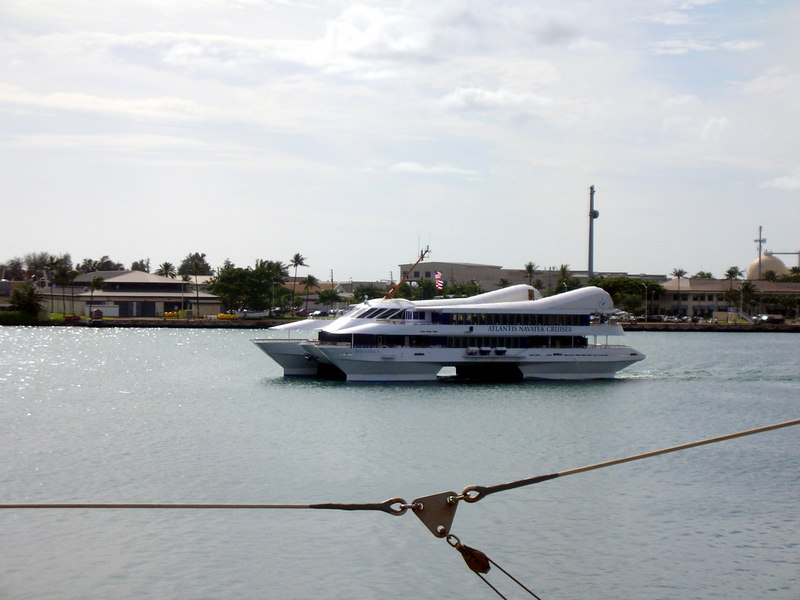 61. Atlantis Cruises Vessel.JPG