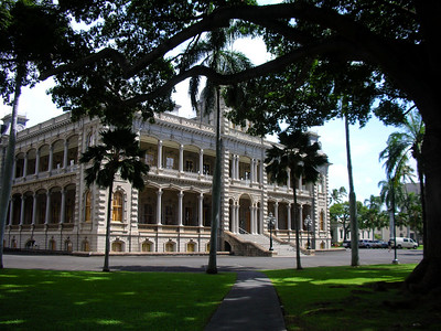 13  Iolani Royal Palace