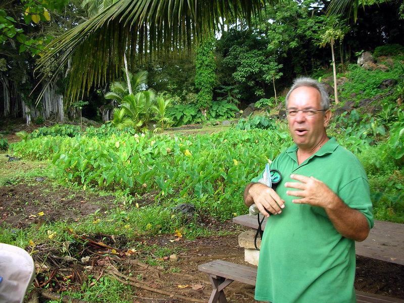 58. Ulupo Heiau Hawaiian Temple.JPG