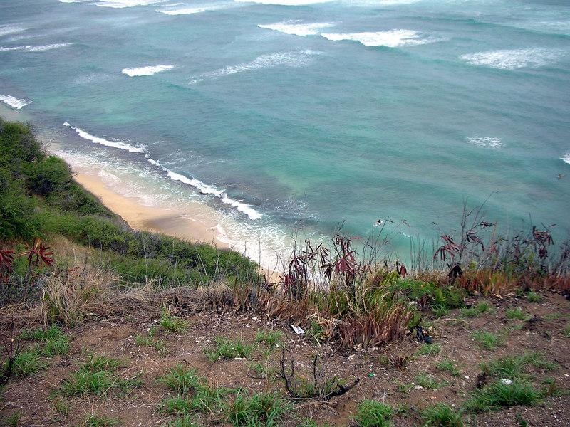 02. Kahala Beach.JPG