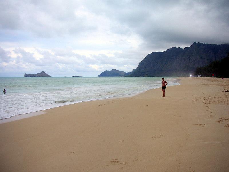 25. Waimanalo Bay Beach.JPG