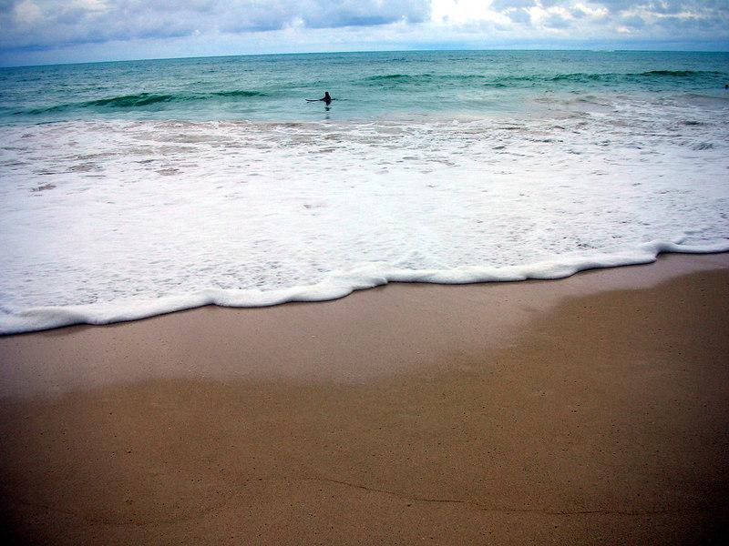 27. Waimanalo Bay Beach.JPG