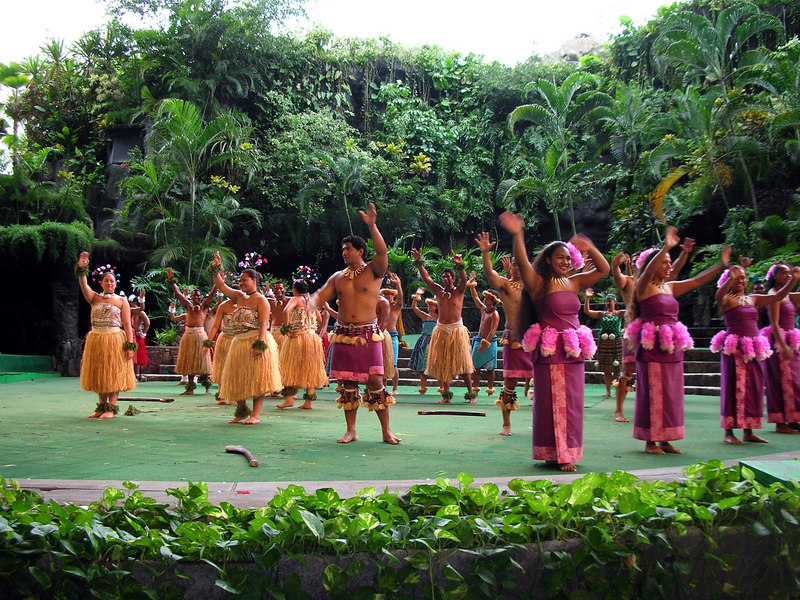 45.  Pageant at Polynesian Cultural Center.JPG