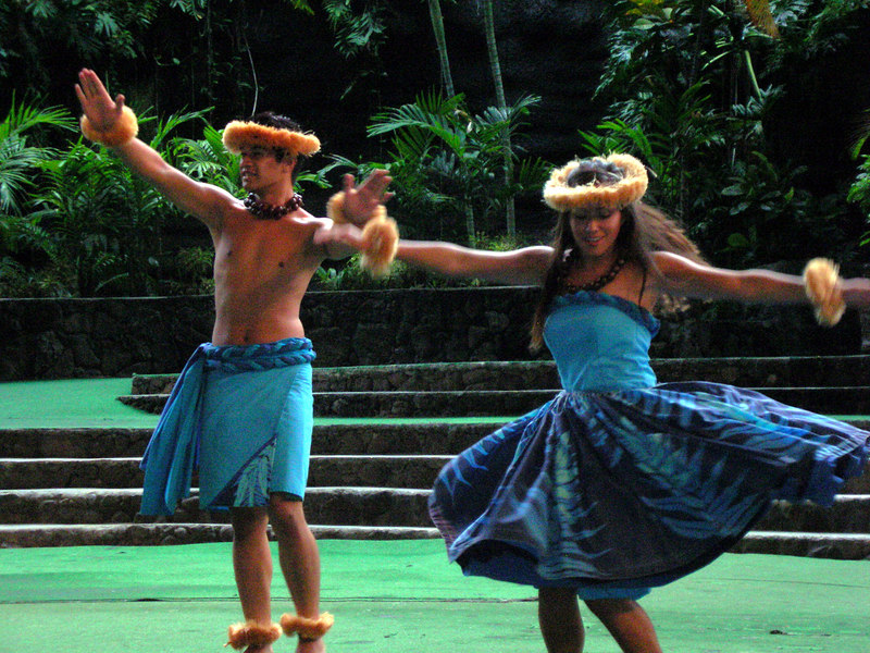 30.  Pageant at Polynesian Cultural Center.JPG