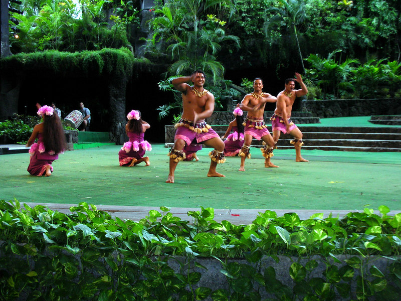 36.  Pageant at Polynesian Cultural Center.JPG