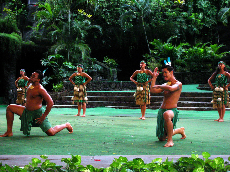 41.  Pageant at Polynesian Cultural Center.JPG
