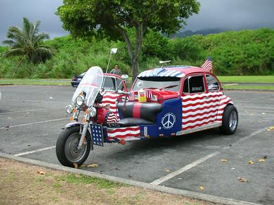 03  Patriotic Harley Volkswagon