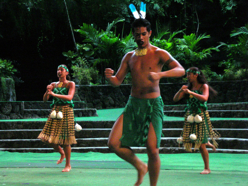 40.  Pageant at Polynesian Cultural Center.JPG