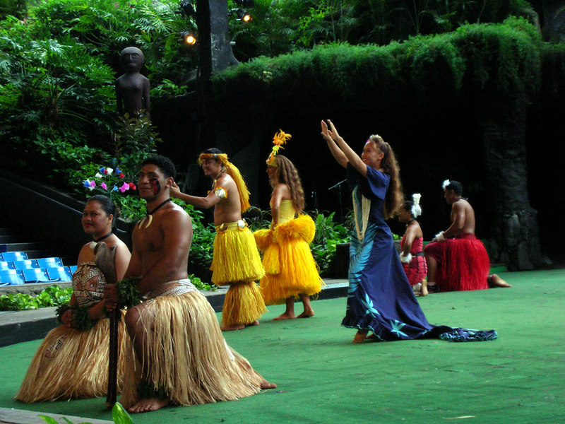 26. Pageant at Polynesian Cultural Center.JPG