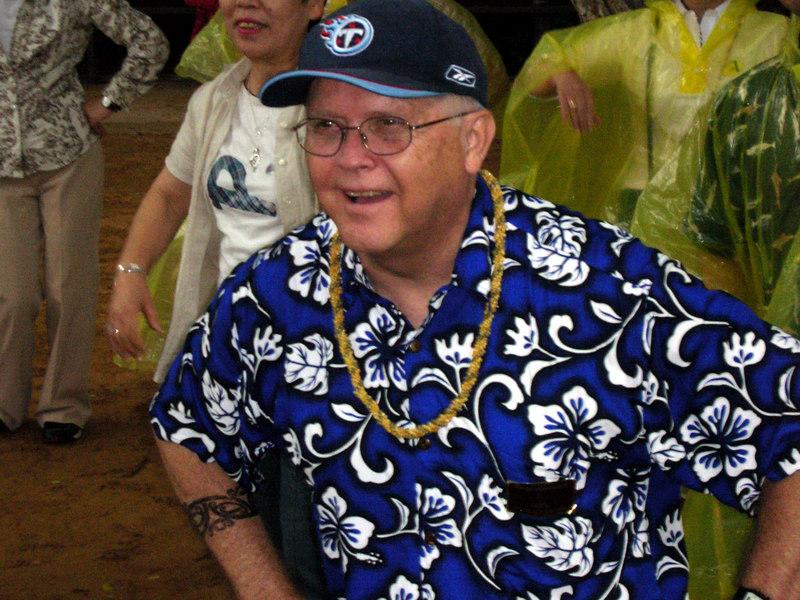 60. Hula Lessons at Polynesian Cultural Center.JPG