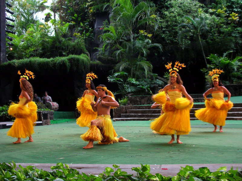 34.  Pageant at Polynesian Cultural Center.JPG
