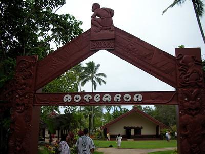 08  Polynesian Cultural Center