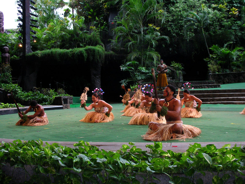 44.  Pageant at Polynesian Cultural Center.JPG