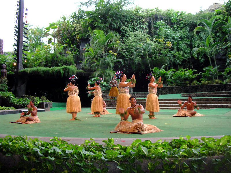 43.  Pageant at Polynesian Cultural Center.JPG