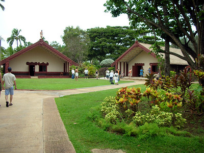 10  Polynesian Cultural Center