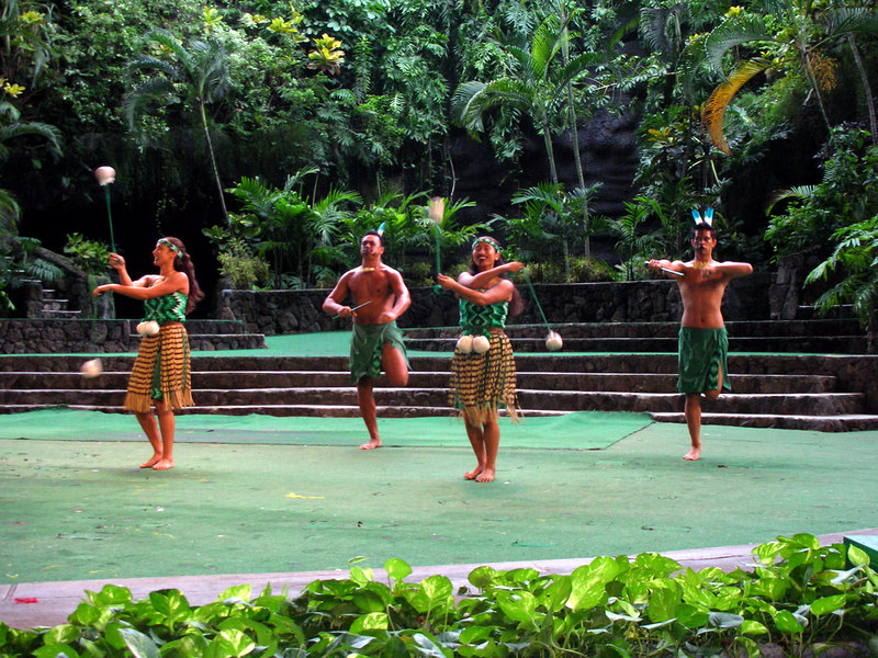 39.  Pageant at Polynesian Cultural Center.JPG