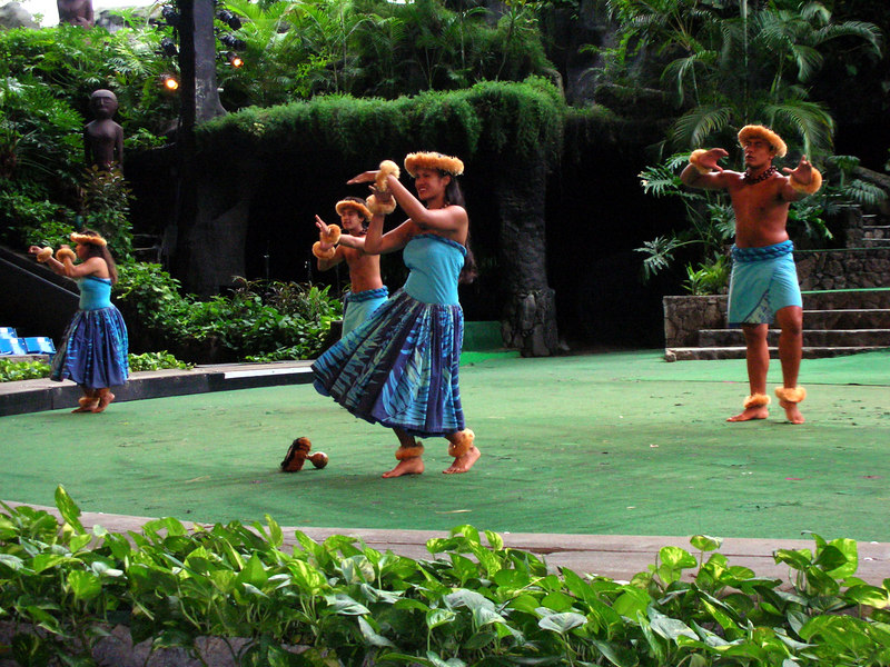 31.  Pageant at Polynesian Cultural Center.JPG