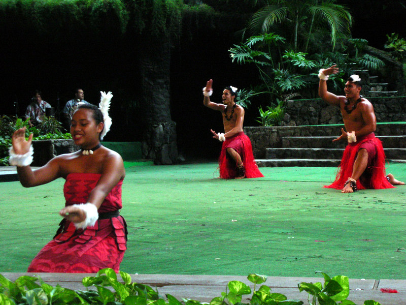 33.  Pageant at Polynesian Cultural Center.JPG