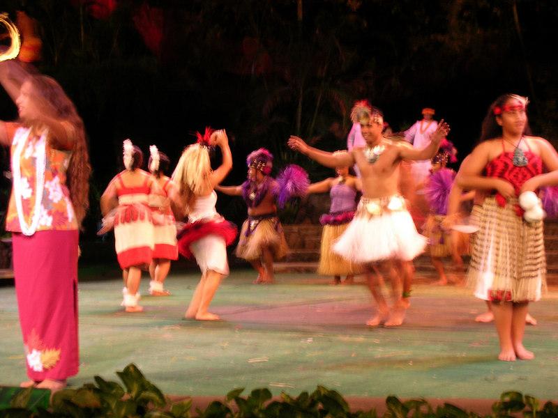 83. Night Show at Polynesian Cultural Center.JPG