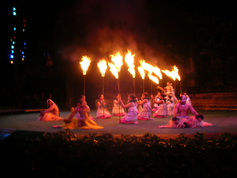 72. Night Show at Polynesian Cultural Center.JPG