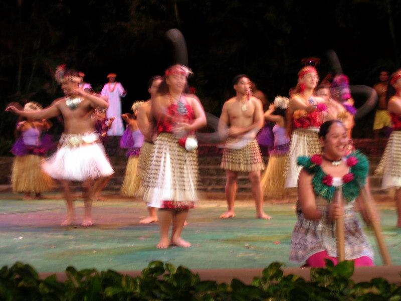 82. Night Show at Polynesian Cultural Center.JPG