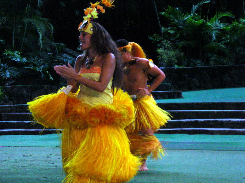 35.  Pageant at Polynesian Cultural Center.JPG
