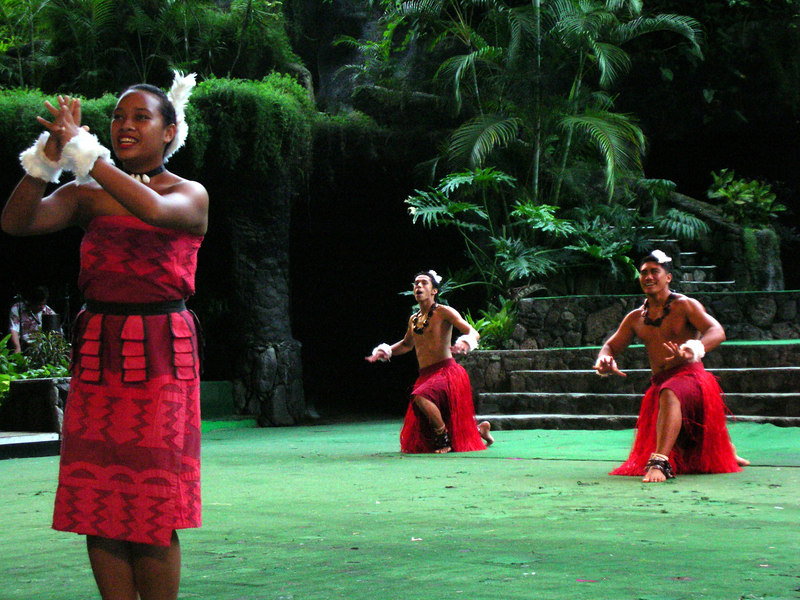 32.  Pageant at Polynesian Cultural Center.JPG