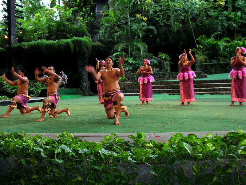 37.  Pageant at Polynesian Cultural Center.JPG