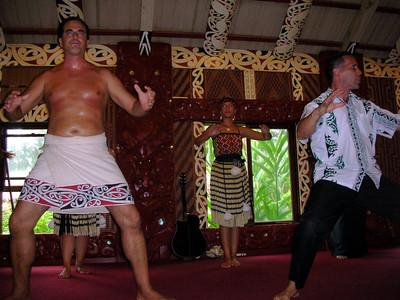24  Polynesian Cultural Center