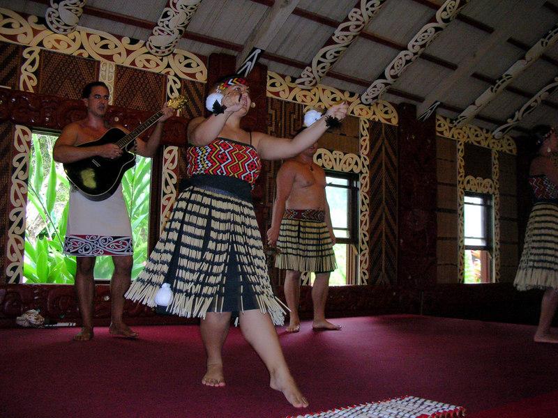 21  Polynesian Cultural Center
