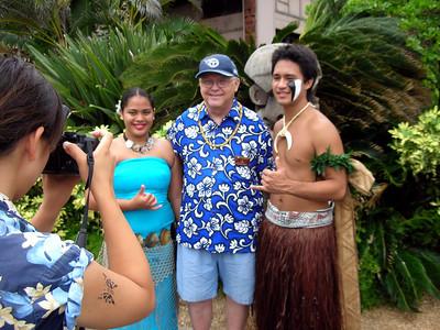05  Polynesian Cultural Center