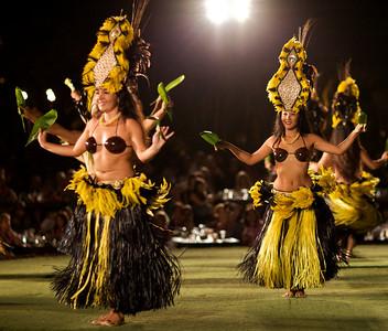 Hawaii - The Old Lahaina Luau