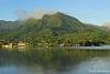 Mt. Olomana and Enchanted Lake after winter rains.
