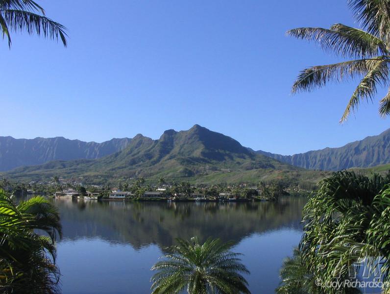 Mt. Olomana ~ Kailua, Hawaii