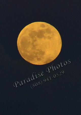 Moon alone 071411