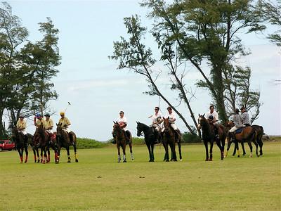 Polo Match Oahu