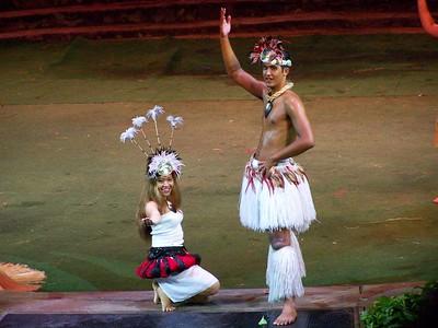 Polynestan Cultural Center - March 2005