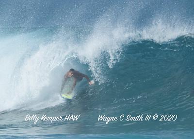 Billy Kemper HAW