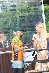 Italo Ferreira BRA Rosy Hodge Interview