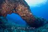 Lava Arch - Kaohe Bay, Big Island, Hawaii