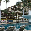 Swimming pool at the Four Seasons Maui