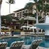 Swimming pool at the Four Seasons Maui