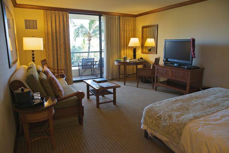 Room in the Grand Hyatt Kauai