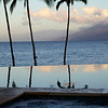 Infinity pool at the Four Seasons Maui