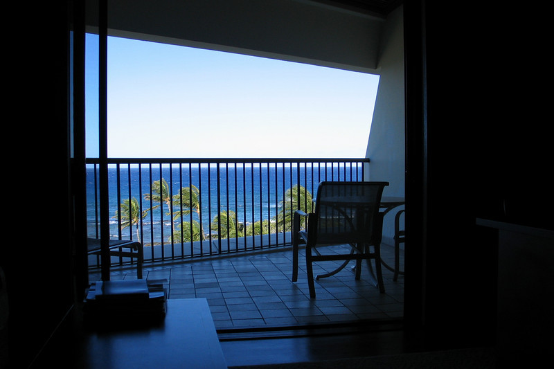Room with a View! Mauna Lani Resort, Big Island