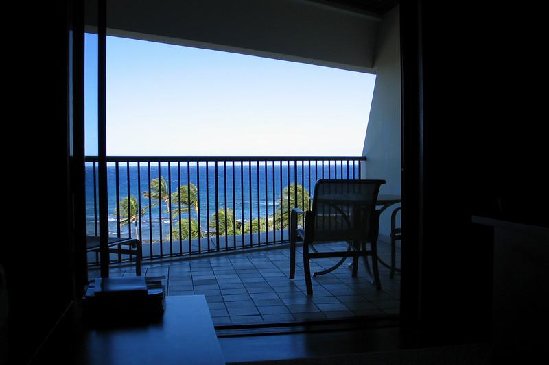 Room with a View! Mauna Lani Resort, Big Island