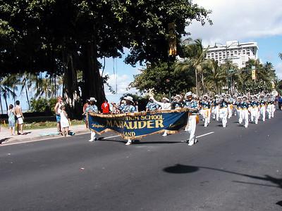 Aloha Floral Parade