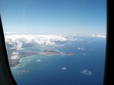 01  Approaching Oahu