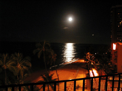 21  Balcony View at Night