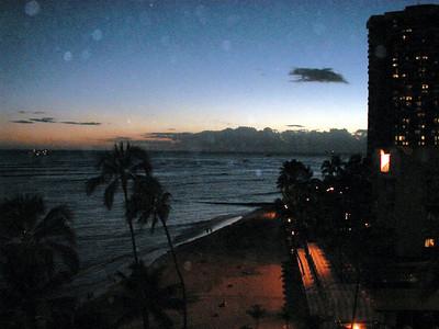 15  Night Balcony View